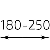 Валики 180-250 мм для покраски