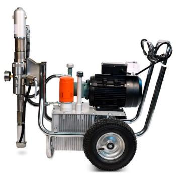 SCHTAER JUPITER 12 гидропоршневой  безвоздушный аппарат для шпаклевки и покраски