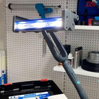 SEMIN LAMPE RASANTE ERGOLISS малярная светодиодная лампа купить, отзывы, характеристики  Форвард Строй - Москва, Волоколамское шоссе, 103, тел. +7 (495) 208-00-68