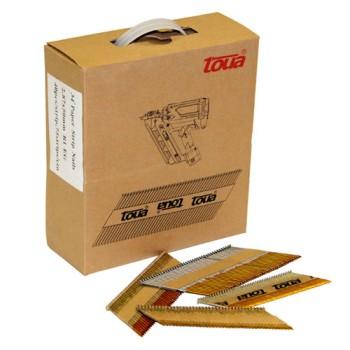 Реечные гвозди 2,87 мм по дереву на бумажной кассете тип D34 купить, отзывы, характеристики  Форвард Строй - Москва, Волоколамское шоссе, 103, тел. +7 (495) 208-00-68