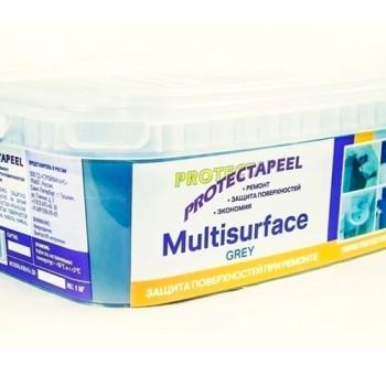 Protectapeel Multisurface GREY 1 кг - защитное полимерное покрытие временное купить, отзывы, характеристики  Форвард Строй - Москва, Волоколамское шоссе, 103, тел. +7 (495) 208-00-68