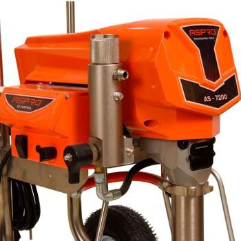 ASPRO-7200 MAX аппарат для шпаклевки, огнезащиты, теплоизоляции купить, отзывы, характеристики  Форвард Строй - Москва, Волоколамское шоссе, 103, тел. +7 (495) 208-00-68