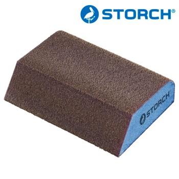 Шлифовальная губка STORCH со скошенным углом 98*69*26 мм мелкая 470203 купить, отзывы, характеристики