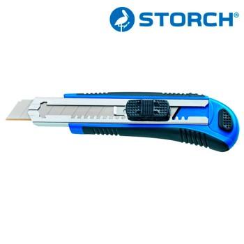 Нож малярный в алюминиевом корпусе STORCH EXPERT 356115 купить, отзывы, характеристики  Форвард Строй - Москва, Волоколамское шоссе, 103, тел. +7 (495) 208-00-68