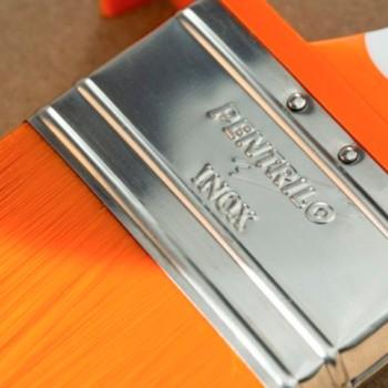 Кисть флейцевая Pentrilo VELOUREX S-71 синтетическая щетина, 3К-ручка   Форвард Строй - Москва, Волоколамское шоссе, 103, тел. +7 (495) 208-00-68