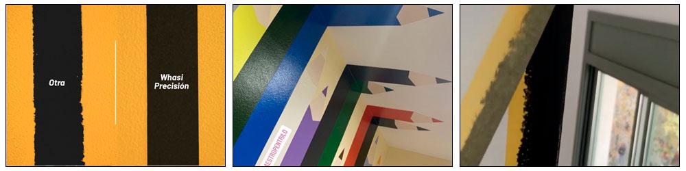 Малярная лента Pentrilo WASHI деликатная, на рисовой бумаге  Форвард Строй - Москва, Волоколамское шоссе, 103, тел. +7 (495) 208-00-68