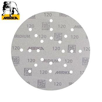 Mirka Iridium 225 мм шлифовальные круги на пластиковой основе  Форвард Строй - Москва, Волоколамское шоссе, 103, тел. +7 (495) 208-00-68