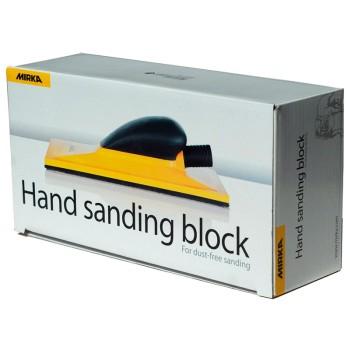 Mirka Sanding Block 115x230mm Grip 32H шлифовальный блок 8391700111  Форвард Строй - Москва, Волоколамское шоссе, 103, тел. +7 (495) 208-00-68