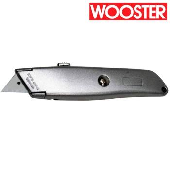 Нож WOOSTER TOP TRIGER для резки гипсокартона 00366  Форвард Строй - Москва, Волоколамское шоссе, 103, тел. +7 (495) 208-00-68