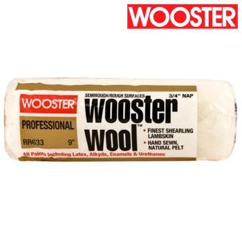 WOOSTER WOOL валик из натуральной овчины RR631, RR632  Форвард Строй - Москва, Волоколамское шоссе, 103, тел. +7 (495) 208-00-68