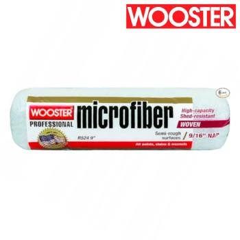WOOSTER MICROFIBER валик из микрофибры тканый R523-9, R523-18  Форвард Строй - Москва, Волоколамское шоссе, 103, тел. +7 (495) 208-00-68