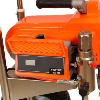 ASPRO-3100H безвоздушный окрасочный аппарат купить, отзывы, характеристики  Форвард Строй - Москва, Волоколамское шоссе, 103, тел. +7 (495) 208-00-68