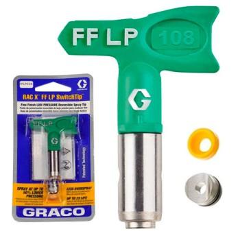 Сопло Graco SwitchTip RAC X FFLP 108 купить, отзывы, характеристики