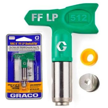 Сопло Graco SwitchTip RAC X FFLP 512 купить, отзывы, характеристики