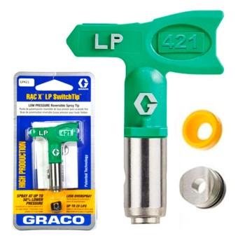 Сопло Graco SwitchTip RAC X LP 421 купить, отзывы, характеристики