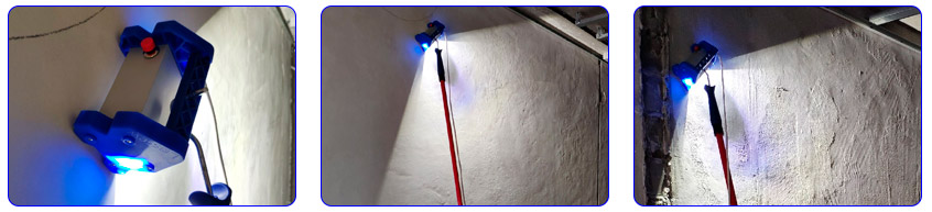Малярная проявочная лампа LOSSEW LAMP P16 светодиодная купить с доставкой по Москве, РФ. Отзывы, цена, документация, технические характеристики, производитель | Форвард Строй - Москва, Волоколамское шоссе, 103, тел. +7 (495) 208-00-68